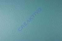 Bastelkarton Milano geprägt 50x70cm hellblau