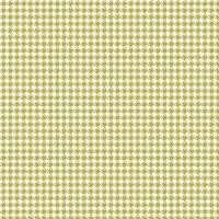 Serie Lush Green - Green Houndstooth (Auslaufartikel)