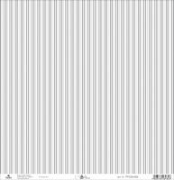 Scrapbooking-Papier Glanzstreifen 30,5x30,5xm 190g/m²
