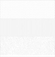 Scrapbooking-Papier Muster-Mix 30,5x30,5xm 190g/m² (Restbestand)