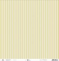 Scrapbooking-Papier Glanzstreifen 30,5x30,5xm 190g/m² (Restbestand)