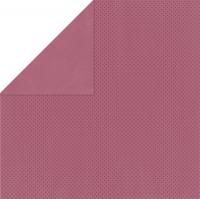 Scrapbooking Papier Raspberry-Dot (Restbestand)