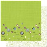 Rayher Scrapbooking-Papier Petal Pushers - Garden