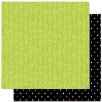 Rayher Scrapbooking-Papier Petal Pushers - Greenhouse