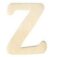 Holz-Buchstabe 4cm Z