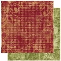 Scrapbooking Papier Noel Traditions (Restbestand)
