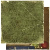 Scrapbooking Papier Noel Joy (Restbestand)