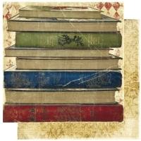 Scrapbooking Papier Noel Memories (Restbestand)