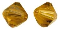 Rayher Swarovski Kristall-Schliffperlen 3mm koralle