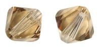 Rayher Swarovski Kristall-Schliffperlen 3mm topas
