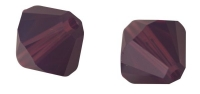 Rayher Swarovski Kristall-Schliffperlen 3mm cyclamen opal