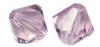 Swarovski Kristall-Schliffperlen 8mm 11St violett