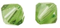 Swarovski Kristall-Schliffperlen 8mm 11St jade