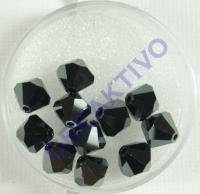 Swarovski Kristall-Schliffperlen 8mm 11St blutstein (Restbestand)