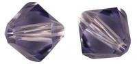 Swarovski Kristall-Schliffperlen 4mm 25St lavendel