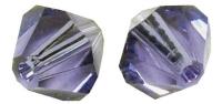 Swarovski Kristall-Schliffperlen 4mm 25St blauviolett