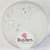 Swarovski Kristall-Perlen 4mm 20St mondstein