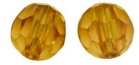 Swarovski Kristall-Perlen 4mm 20St koralle