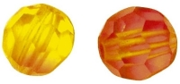 Swarovski Kristall-Perlen 4mm 20St feuerrot