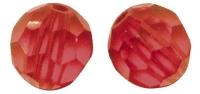 Swarovski Kristall-Perlen 4mm 20St klassikrot