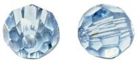 Swarovski Kristall-Perlen 4mm 20St azurblau