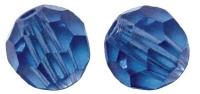 Swarovski Kristall-Perlen 4mm 20St klassikblau