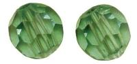 Swarovski Kristall-Perlen 4mm 20St smaragd