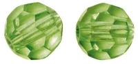 Swarovski Kristall-Perlen 4mm 20St jade