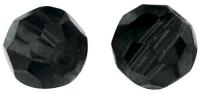 Swarovski Kristall-Perlen 4mm 20St schwarz