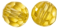 Swarovski Kristall-Perlen 4mm 20St helltopaz