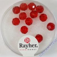 Swarovski Kristall-Perlen 6mm 12St klassikrot