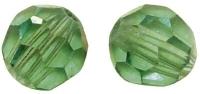 Swarovski Kristall-Perlen 6mm 12St smaragd