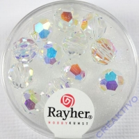 Swarovski Kristall-Perlen 8mm 12St mondstein
