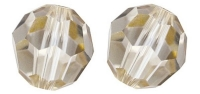 Swarovski Kristall-Perlen 8mm 12St golden shadow